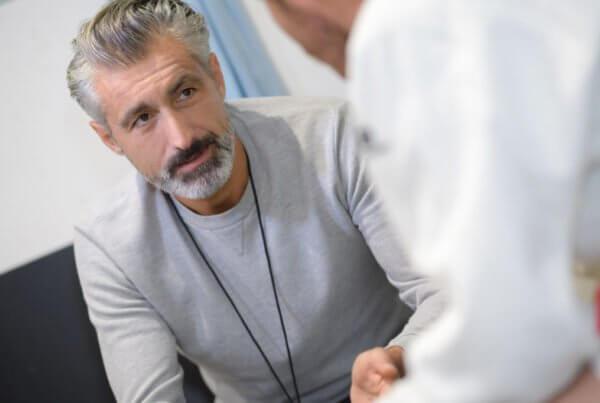 Prostatakrebs: Jeder 10. Mann betroffen