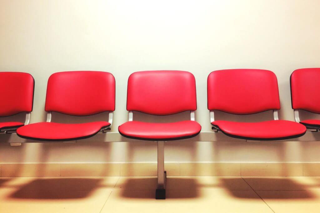 Warten auf die Strahlentherapie?