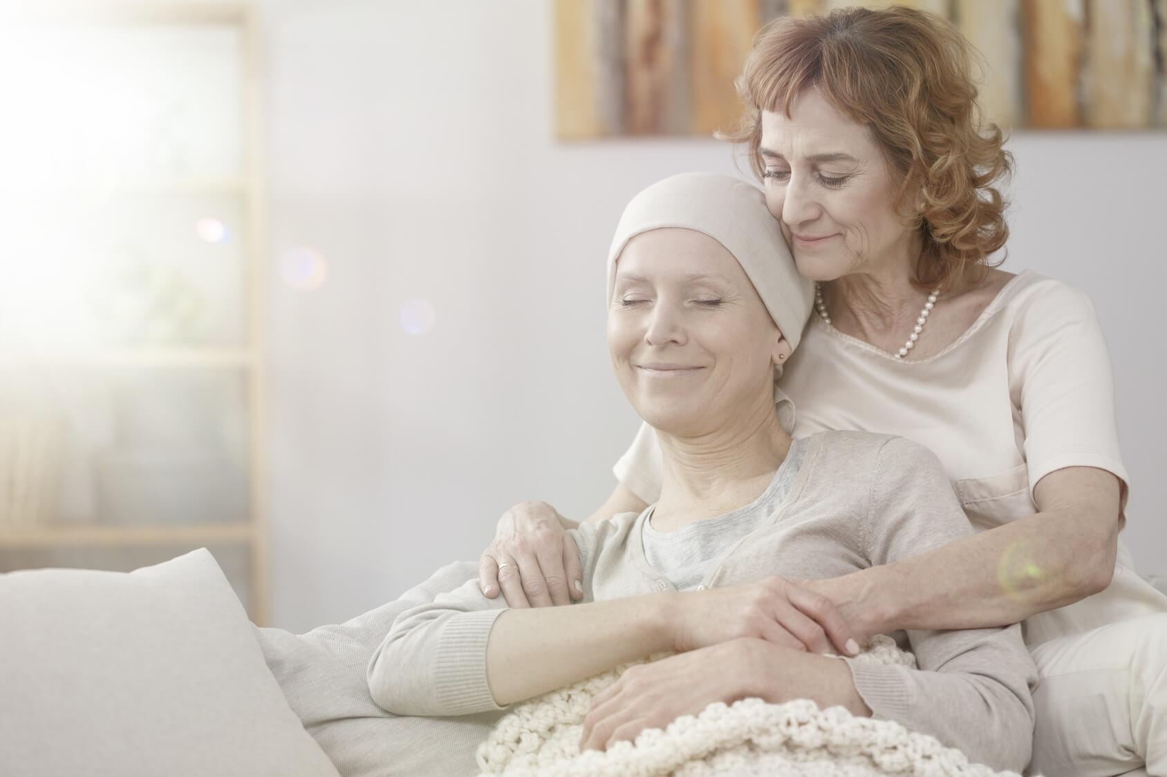 Diagnose Brustkrebs: Hilfe annehmen!