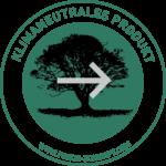 Klimaneutral Logo