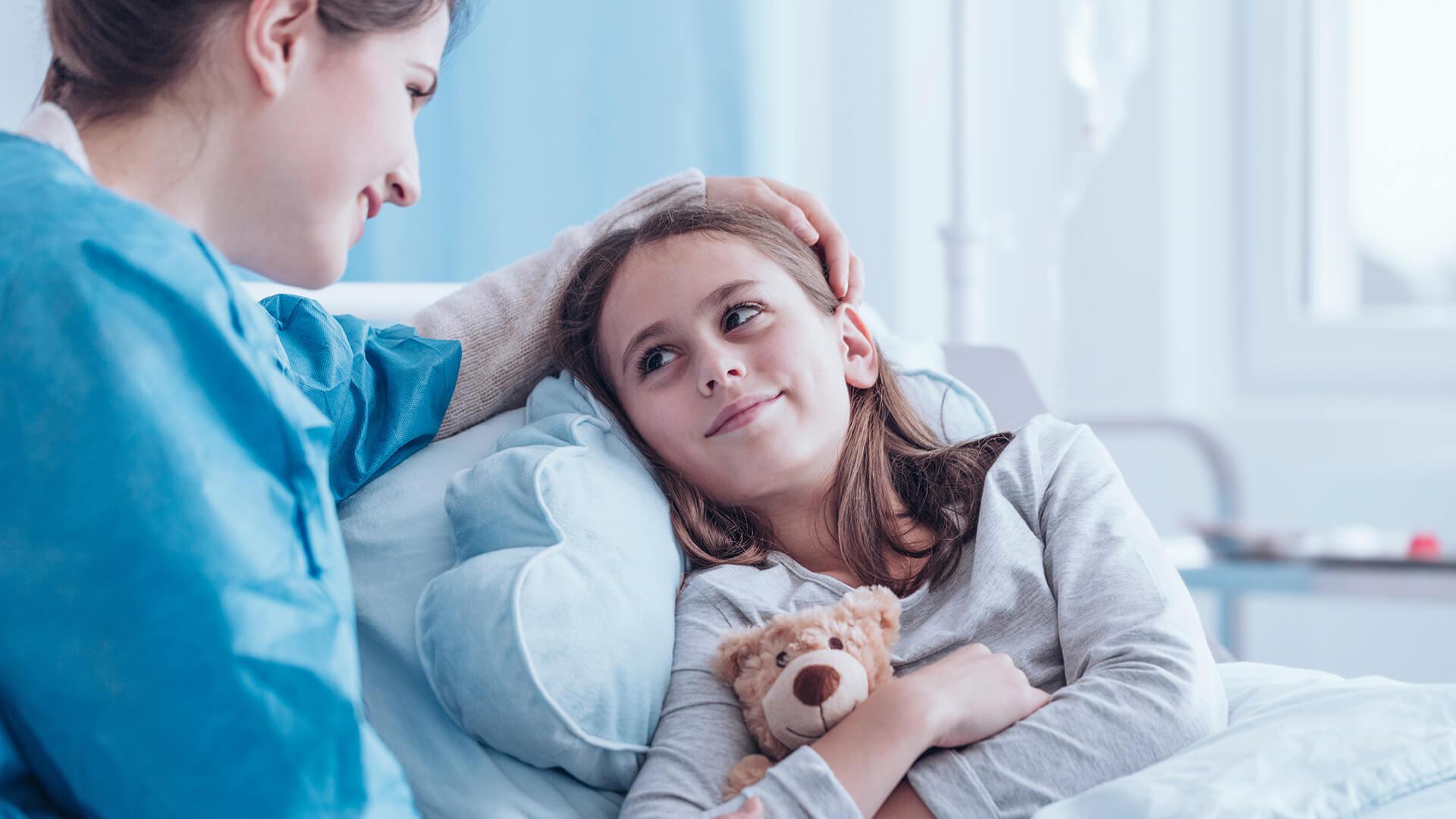 Kinderkrebstag: Versorgung in Österreich