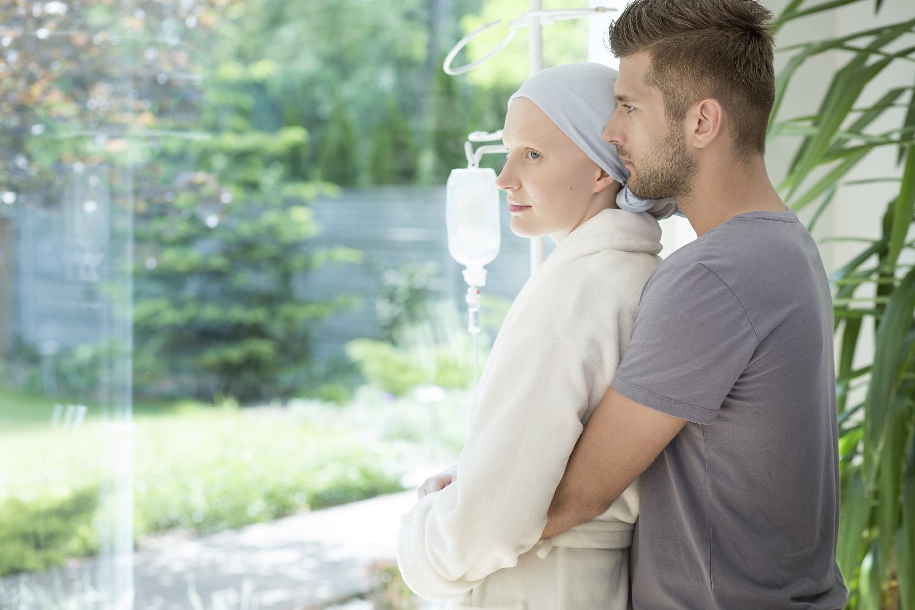 Krebs belastet: Hilfe für Partner