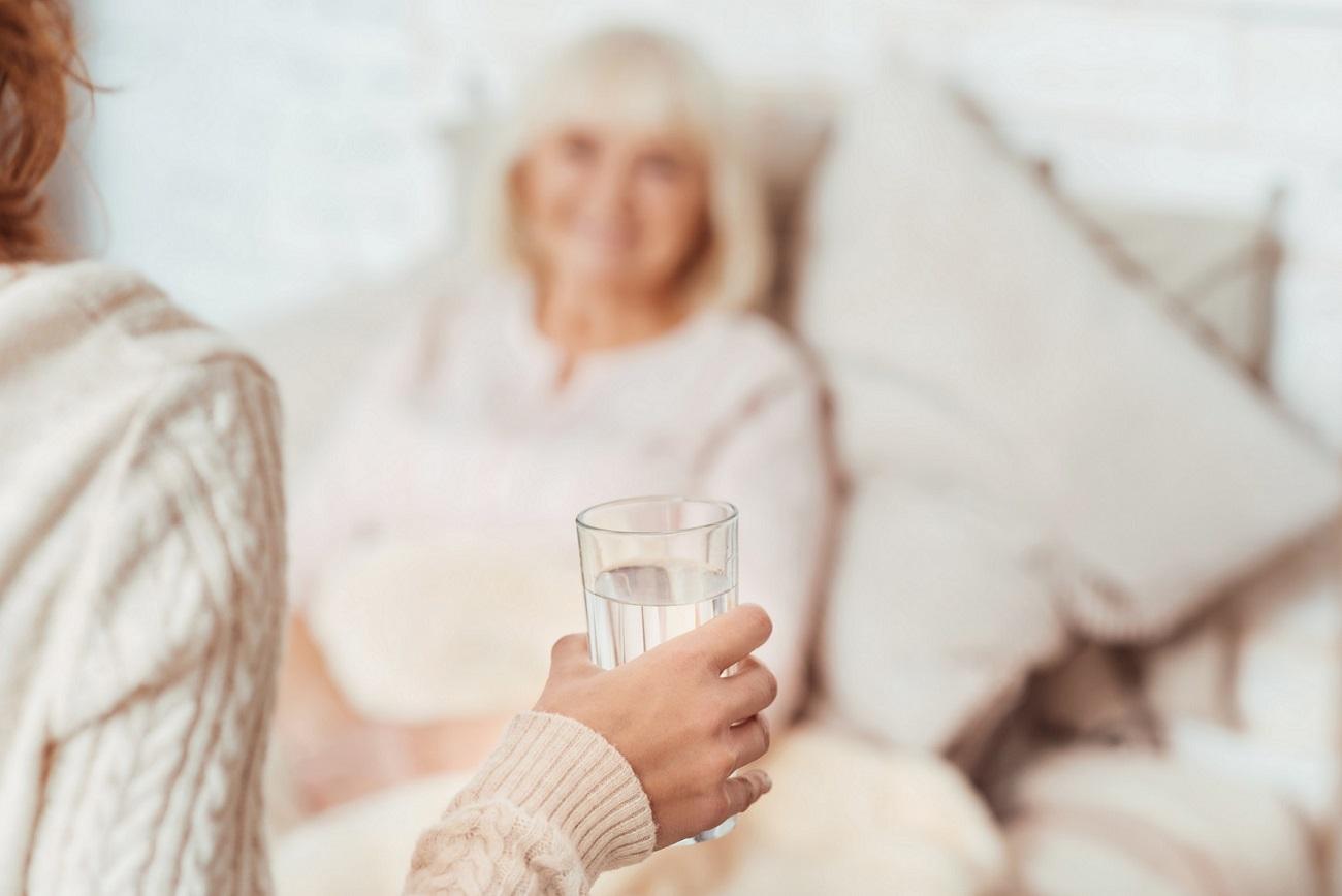 Ausreichend trinken während der Krebstherapie