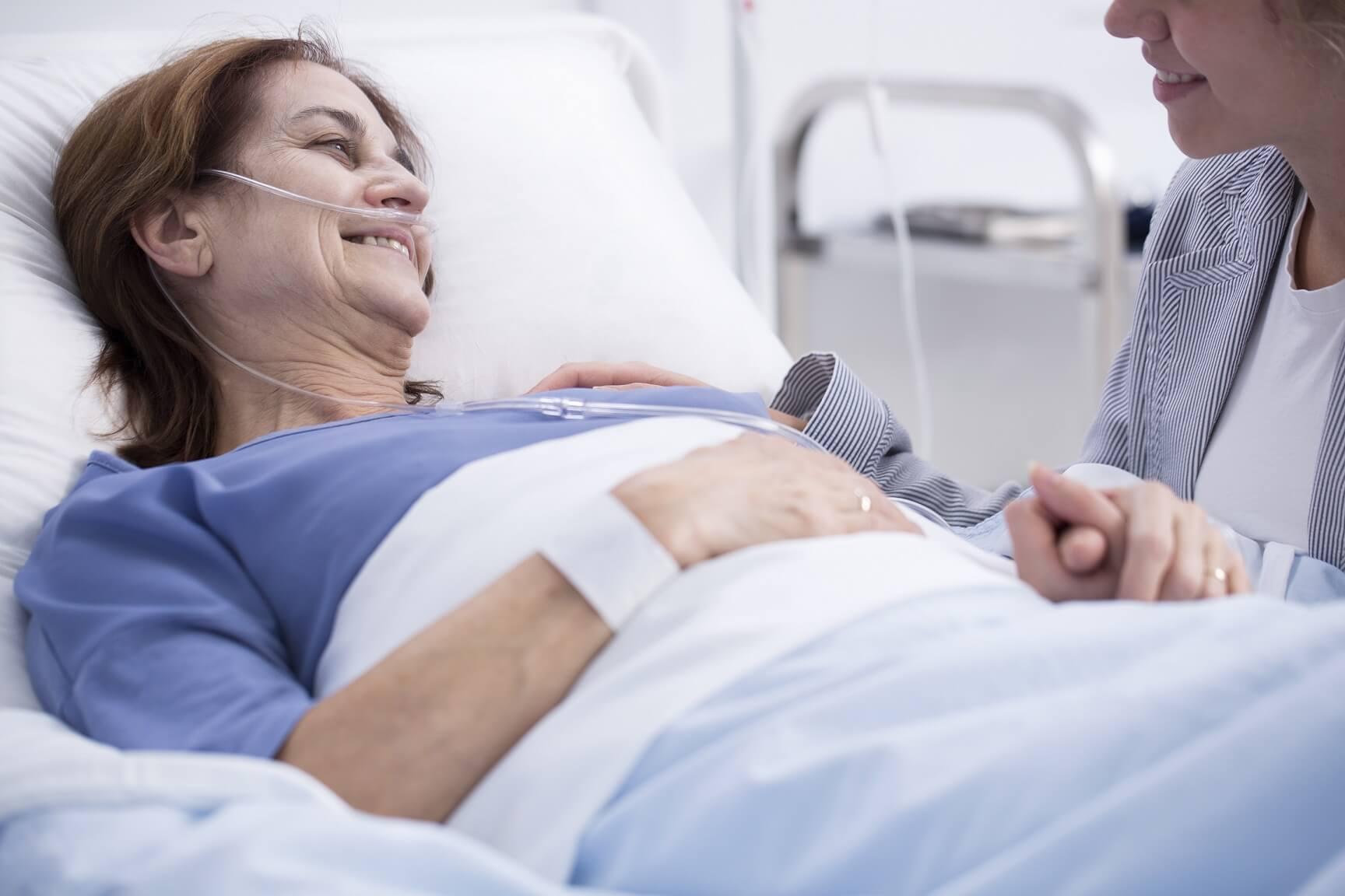 Abgestufte Palliativ- und Hospizversorgung in Österreich