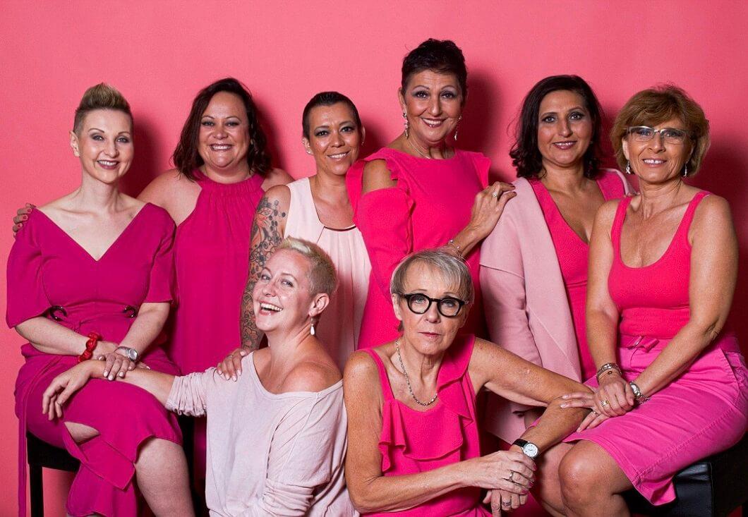Metastasierte Brustkrebspatienten