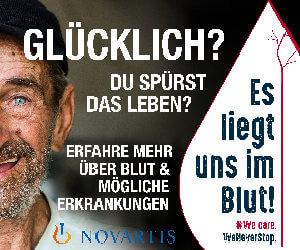 Banner Novartis