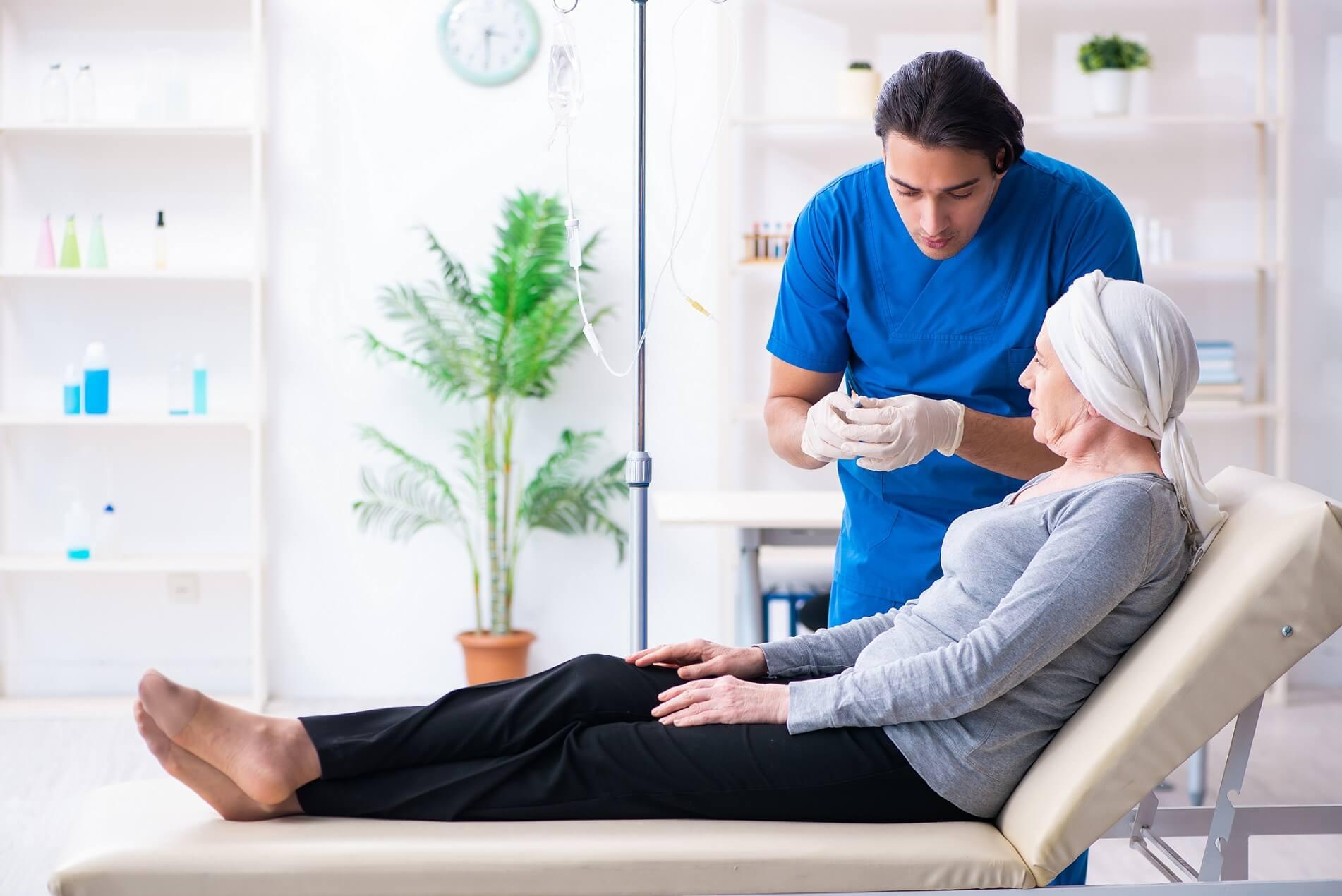 Schutzimpfungen auch bei laufender Chemotherapie möglich